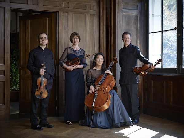 photo - Brentano String Quartet