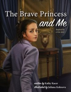 image - The Brave Princess and Me book cover