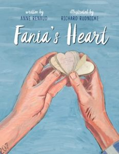 image - Fania's Heart book cover