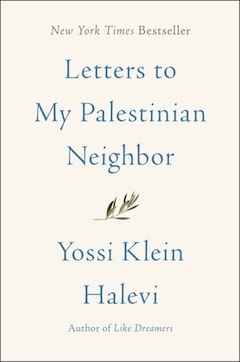image - Letters to My Palestinian Neighbour book cover