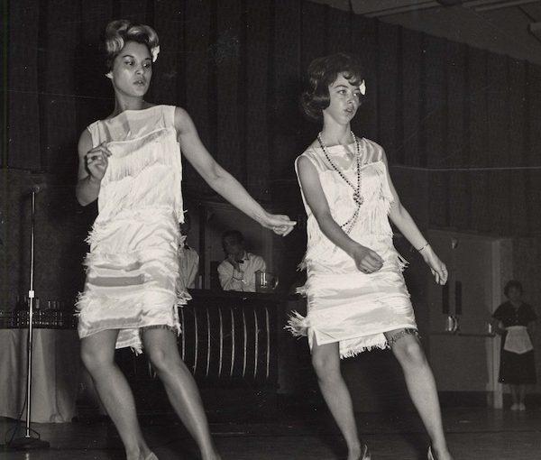 photo - Two women dancing, 1965