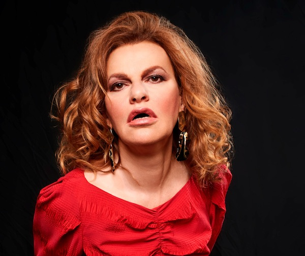 photo - Sandra Bernhard is at the Vogue on Halloween night, as part of the Chutzpah! Festival
