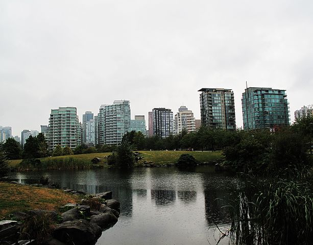 photo - The West End neighbourhood of Vancouver