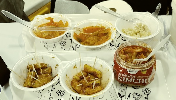 photo - From kimchi to cast iron, more than 300 new products were on display at this year's Kosher Fest
