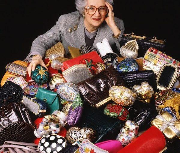 Glamour of a Leiber handbag