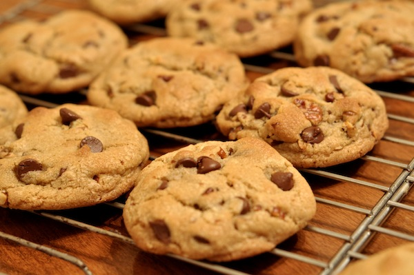 Sweetness of chocolate chips