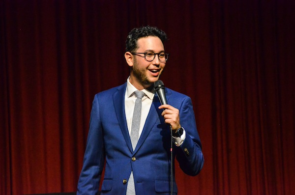 photo - Jacob Samuel is at Yuk Yuk's Vancouver Dec. 27-28 to record his debut stand-up comedy album