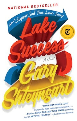 image - Lake Success book cover