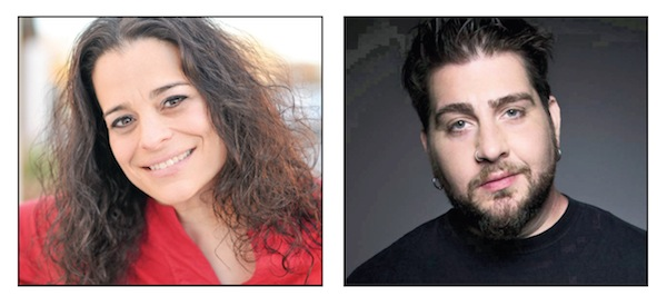 photos - Jessica Kirson and Big Jay Oakerson are part of the Just for Laughs NorthWest comedy festival lineup in Vancouver Feb. 13-25