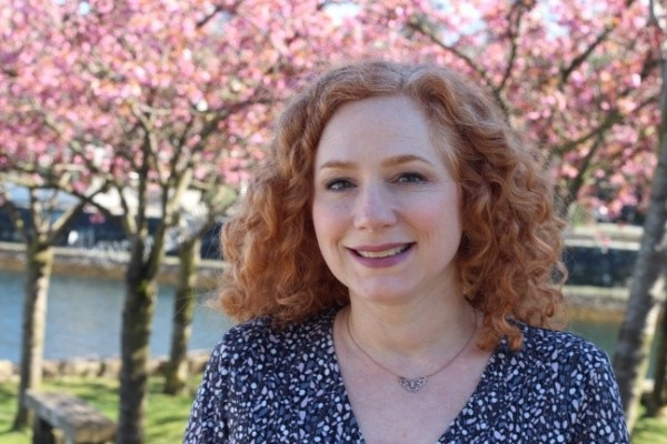 photo - Jessica Mann Gutteridge is the new artistic managing director of the Rothstein Theatre and Chutzpah! Festival