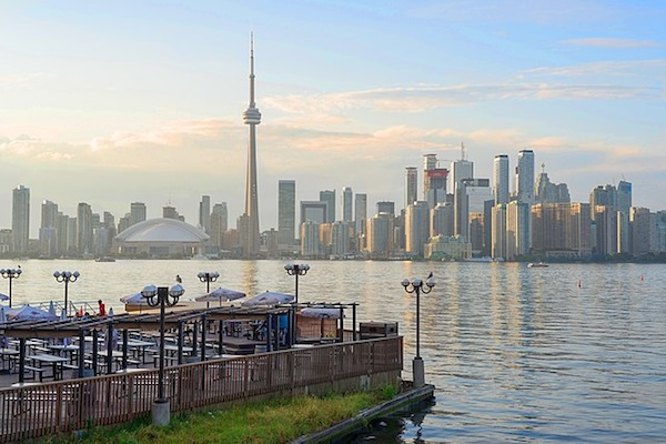 photo - Toronto 10th - The list of the 100 most economically influential cities for 2020 includes three cities from Canada