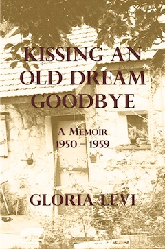 image - Kissing An Old Dream Goodbye book cover