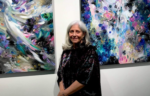 photo - Linda Frimer's exhibit, Beckoned by the Light, runs until Feb. 23 at the Zack Gallery