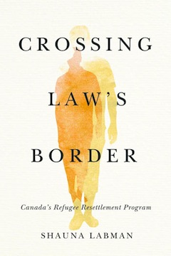 image - Crossing Law's Border book cover