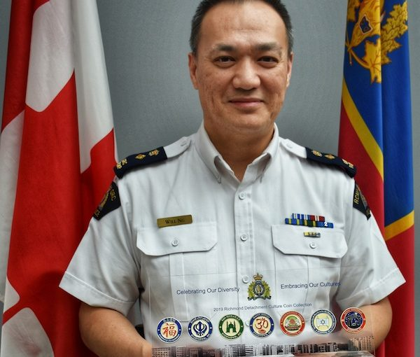 RCMP coins reflect diversity