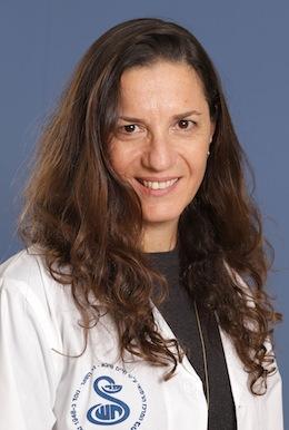 photo - Sheba Medical Centre's Dr. Galia Barkai