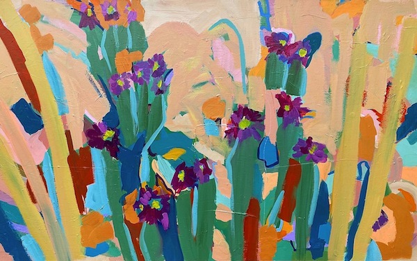 "image - ""Desert Spring"" by Jessica Ruth Freedman"