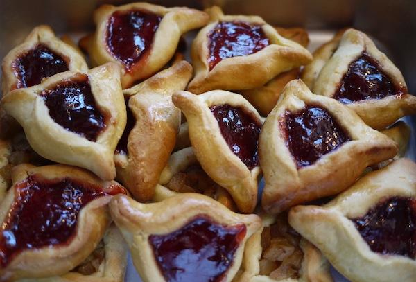 Symbolic treats for Purim