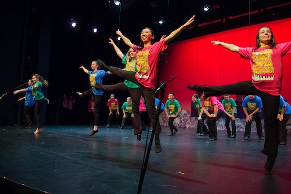 photo - Gotta Sing! Gotta Dance performers