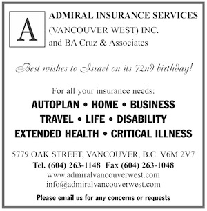 image - Admiral Insurance ad April 24 issue