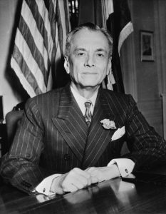 Photo - Former Philippine President Manuel L. Quezon invited and welcomed 1,300 refugee Jews who were fleeing Nazi persecution
