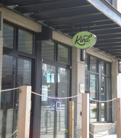 photo - Kind Café opened its doors on Main Street last August