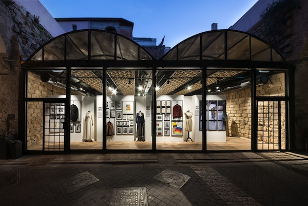 photo - Maskit is located at 4 Auerbach St., in Jaffa