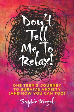 image - Don't Tell Me to Relax! book cover