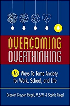 image - Overcoming Overthinking book cover