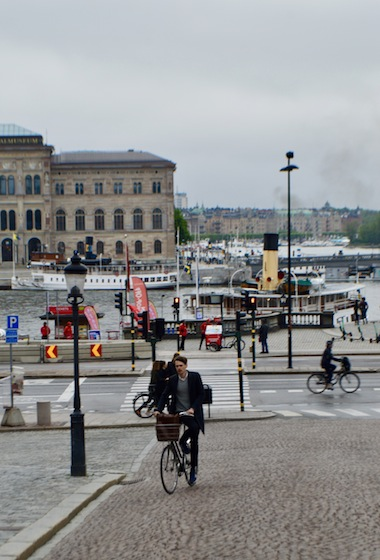 photo - There are many ways of getting around Stockholm