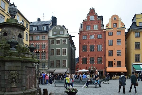 Jewish Stockholm visit