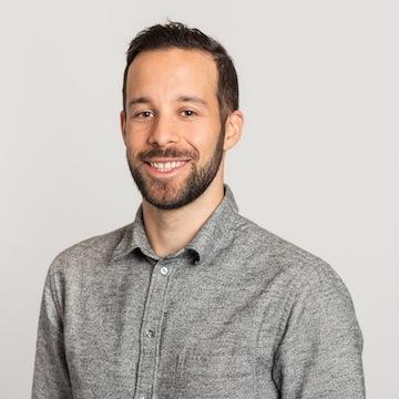 photo - Aaron Saks is West Coast Seeds' director of finance