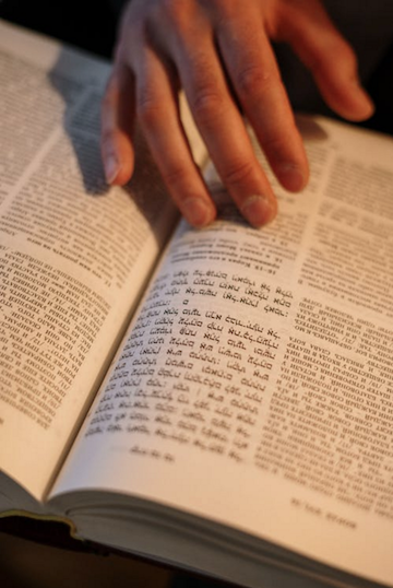 photo - Studying the Torah and other Jewish texts on Shavuot eve has become a major trend in Israel, as well as in the Diaspora