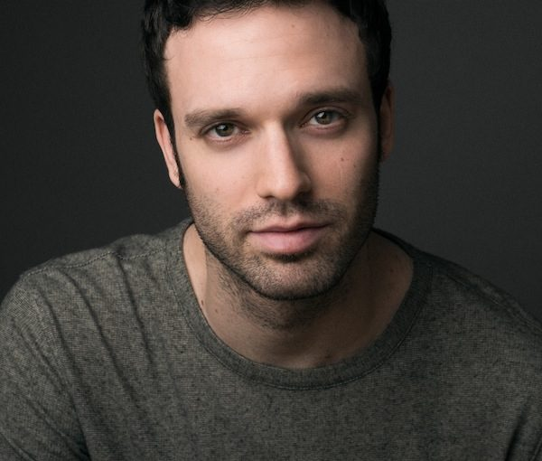 photo - Toronto actor Jake Epstein hosted Canada's online Yom Hashoah commemoration on April 20