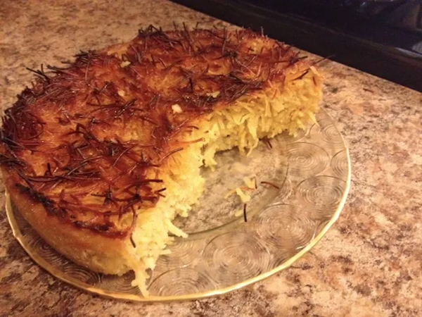 photo - Yerushalmi kugel by Jamie Geller