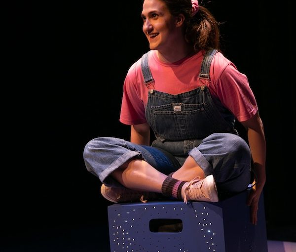 photo - Those who missed the Vancouver performances of Deborah Vogt's Big Sister, which is performed by her real-life sister, Naomi Vogt, can rent it online until June 11