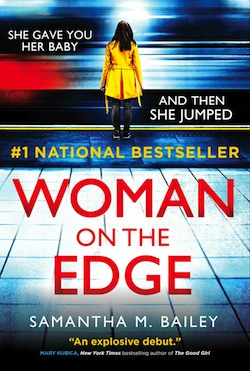 image - Woman on the Edge book cover