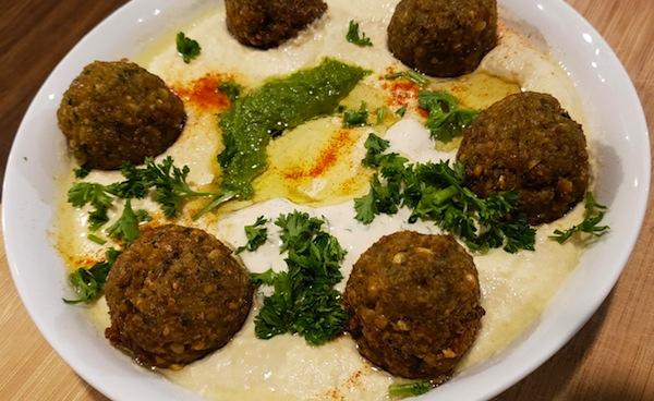 An Israeli-Moroccan kitchen