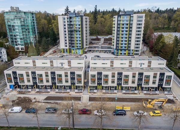New residences open