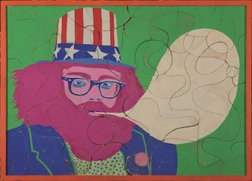 image - Allen Ginsberg, Paris 1965