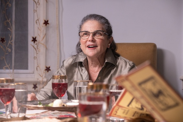 image - Tovah Feldshuh plays a grandmother with a secret past in The Book of Ruth