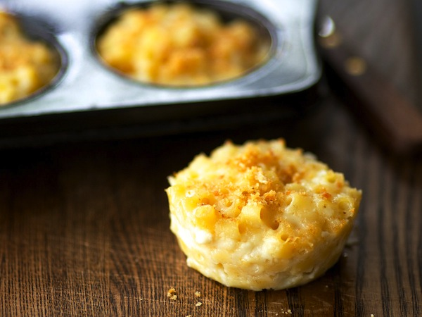 photo - Kate Winslow's Muffin Cup Macaroni and Cheese