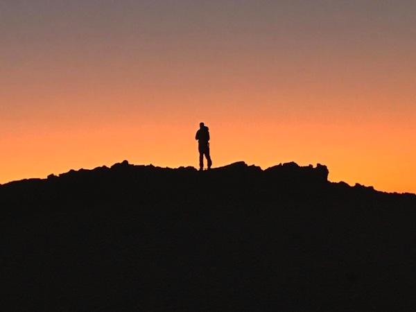 photo - Dawn at the Dead Sea