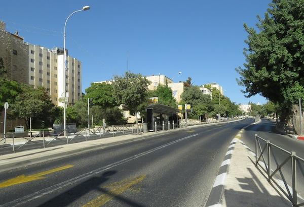 Israel on lockdown
