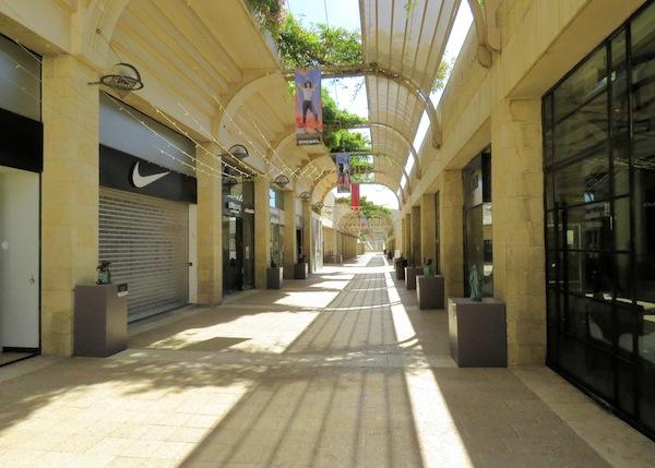 photo - The Mamilla open-air mall