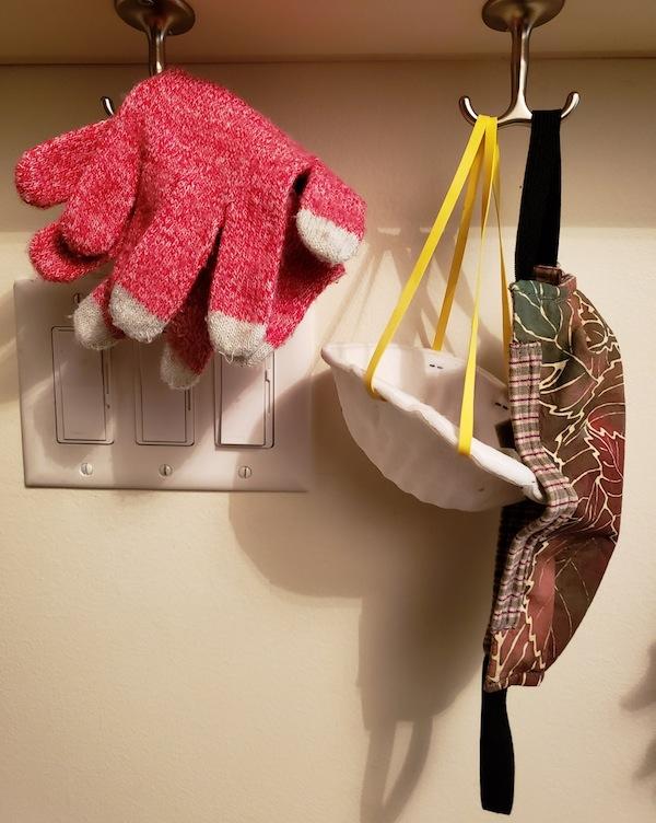 "photo - ""Gloves and Masks"" by Doris Fiedrich"