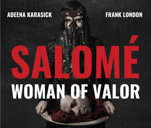 image - Salomé: Woman of Valor record cover
