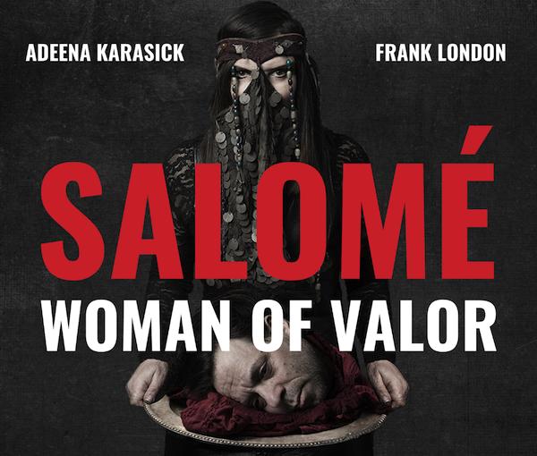Salomé CD launched