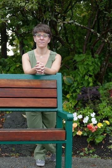 photo - Tamara Micner in Old Friends