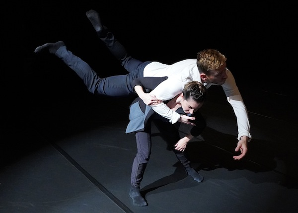 photo - Racheal Prince and Brandon Lee Alley in Hourglass by Idan Cohen
